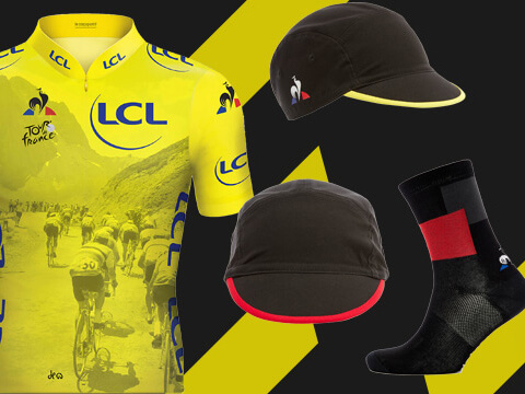 Free gift with TDF jerseys