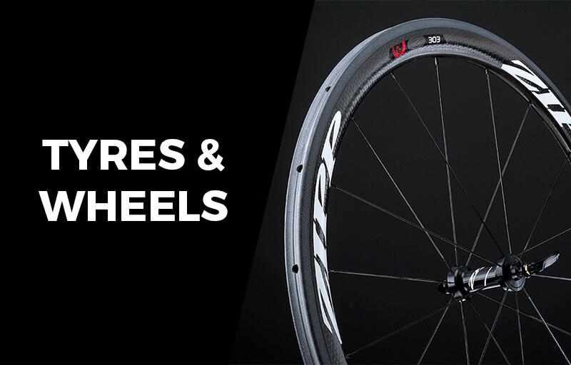 Bike Tyres & Wheels