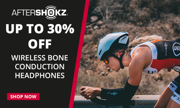 AFTERSHOKZ UP TO 30% OFF