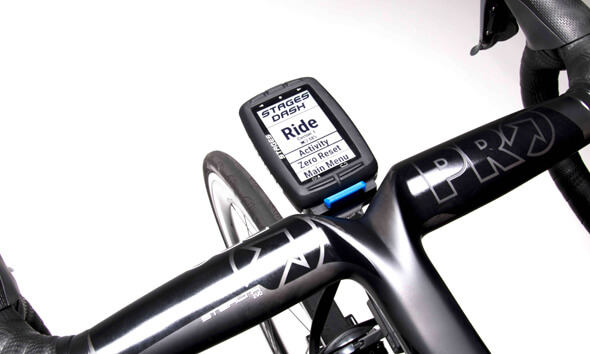 Stages Dash<br>The Smart GPS Head Unit
