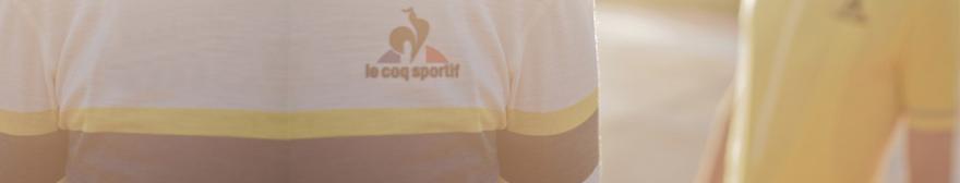 le coq sportif white jersey