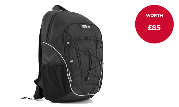 Free Scicon backpack