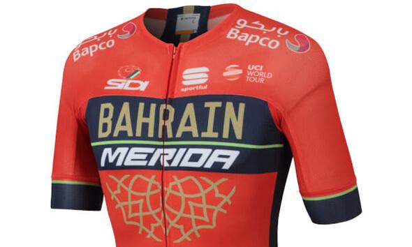 Sportful - Bahrain Merida