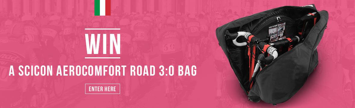 Win a Scicon 3:0 Bike Bag