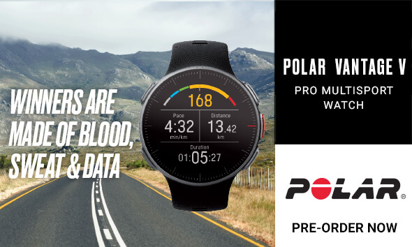 Polar Vantage Running Watch