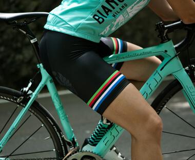 Bianchi Shorts & Tights