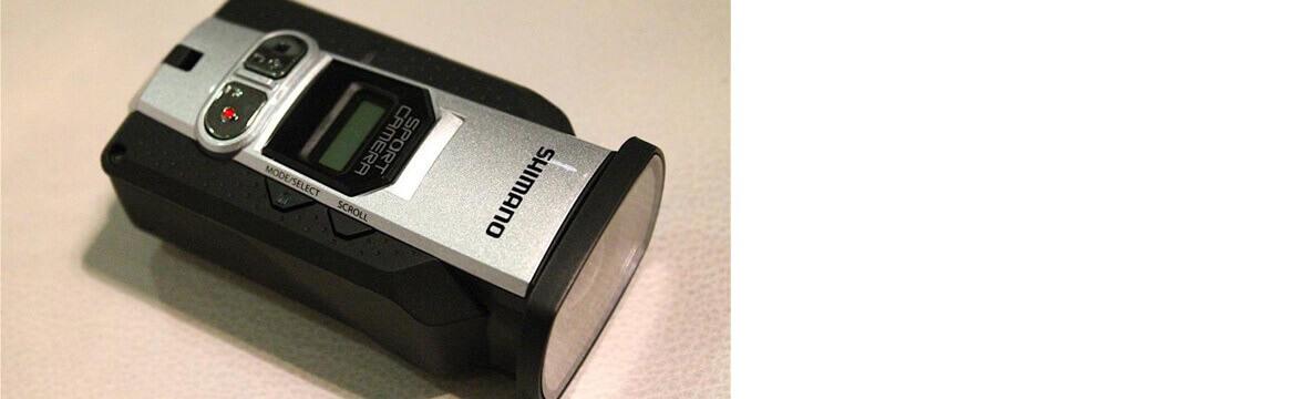 Shimano CM-2000 スポーツカメラ