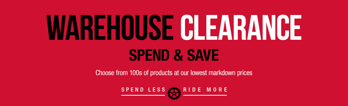 Clearance Spend & Save