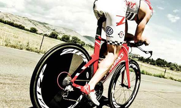 Aerodynamic Bike Wheels