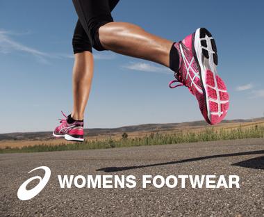 Womens Asics Footwear