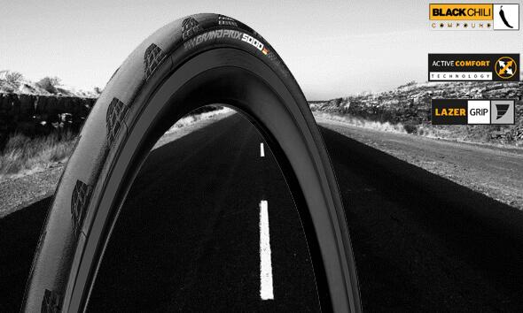 GP5000 tyre