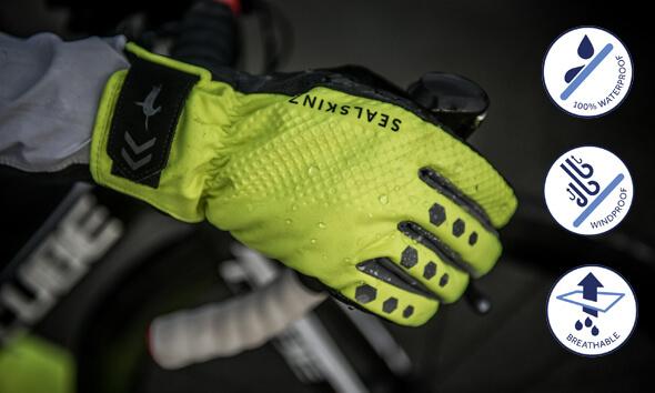 Sealskinz Gloves