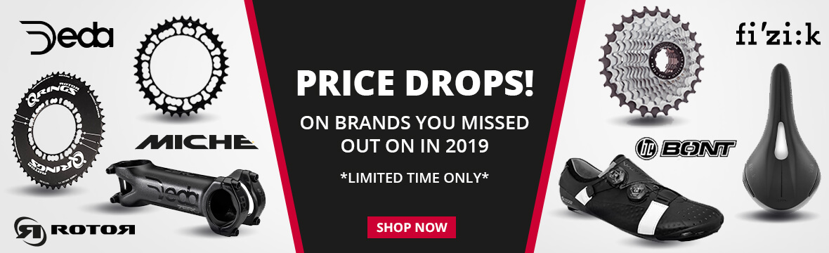 PRICE DROPS ON BRANDS YOU MISSED OUT ON IN 2019