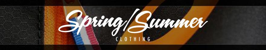 spring / summer running clothing