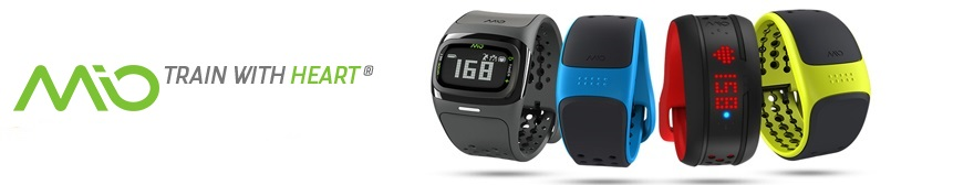 Mio Activity Trackers