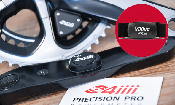 Free Viiiiva HRM with selected 4iiii Power Meters