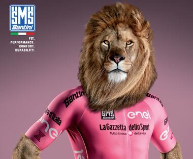 Giro d'Italia Santini Jerseys