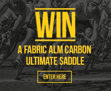 Win a Fabric saddle