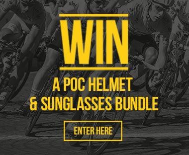 Win a POC helmet & sunglasses bundle