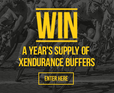 Win a years supply of Lactic Acid Buufers from Xendurance
