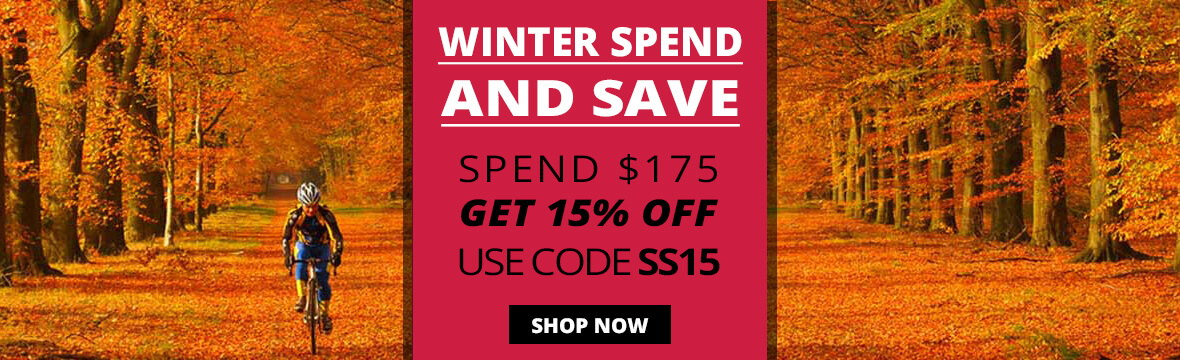 WINTER SPEND AND SAVE