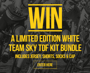 Win a Team Sky kit bundle