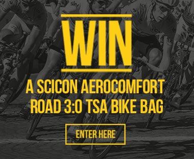 Win a Scicon AeroComfort 3:0 TSA Road bike bag
