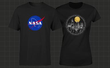 40% auf T-Shirts