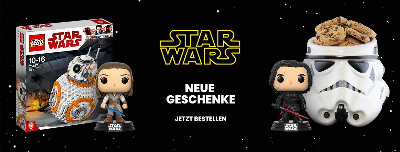 Neue Star Wars Geschenke