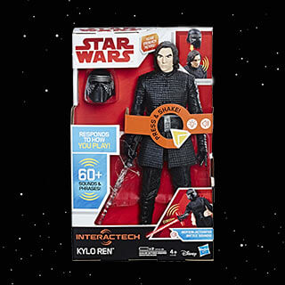 New in Star Wars Toys