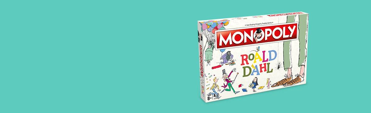 SOWIA hat ganz bestimmt das richtige Monopoly Spiel für Dich und deine Familie!