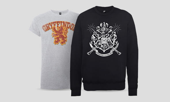 Harry Potter Pullover & T-Shirt - 27.99€