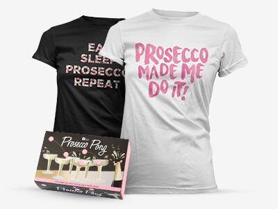 Code: PROSECCO