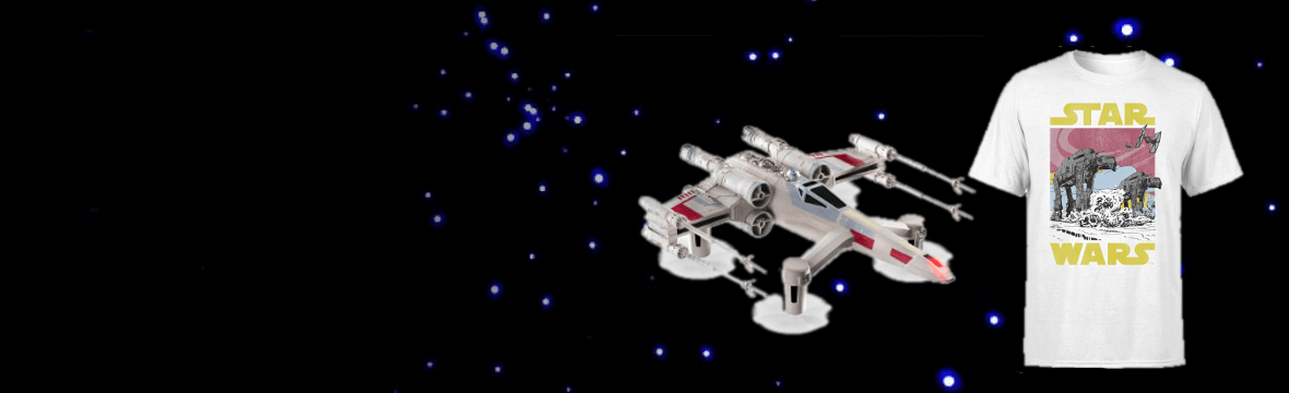 Gratis Star Wars T-Shirt beim Kauf jeder Star Wars Propel Drohne