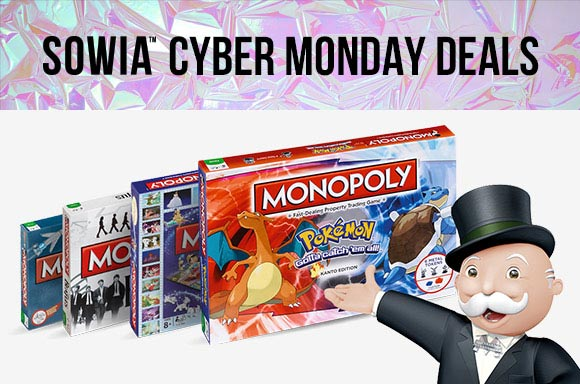 Cyber Monday Gift Offers