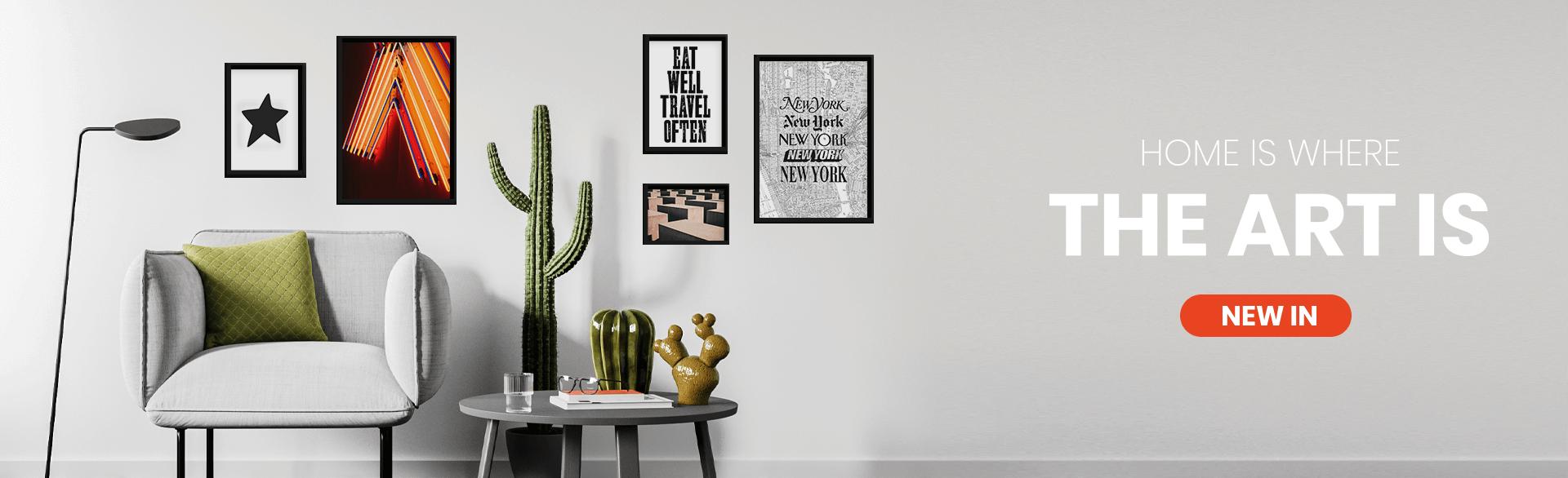 Art Print Main Banner