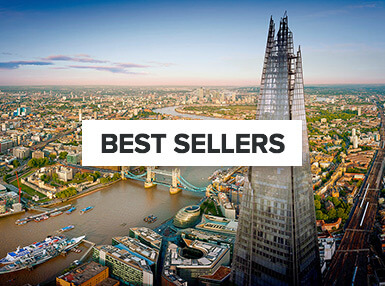 Best selling experiences | top of skyscraper with city view