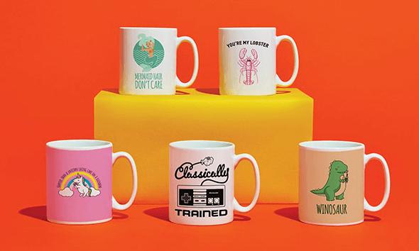 £5.99 Mugs
