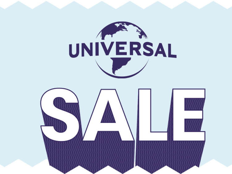 Universal Sale