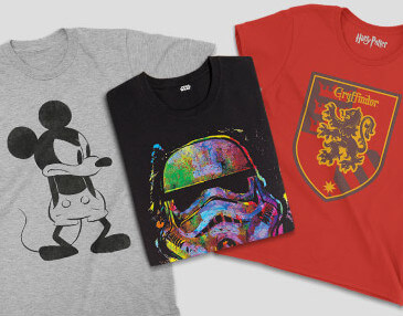 3 for 2 Geek T-Shirts