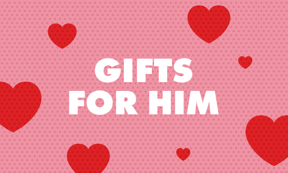 Valentine 39 s day gifts gift ideas for him her iwoot for Valentine day gifts for him ideas