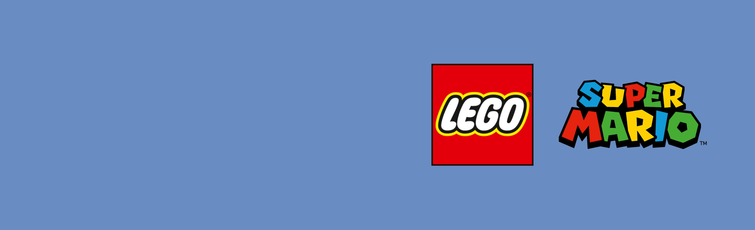 LEGO x Nintendo