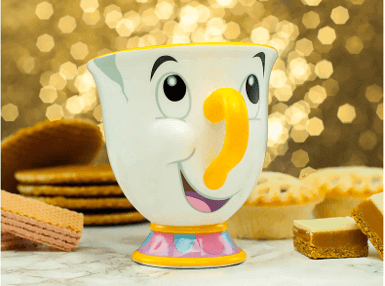 3 for £18 Chip Mugs