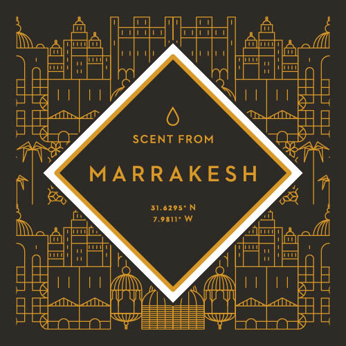 Scent From Marrakesh