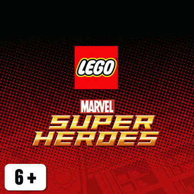 Marvel Superhereos Lego