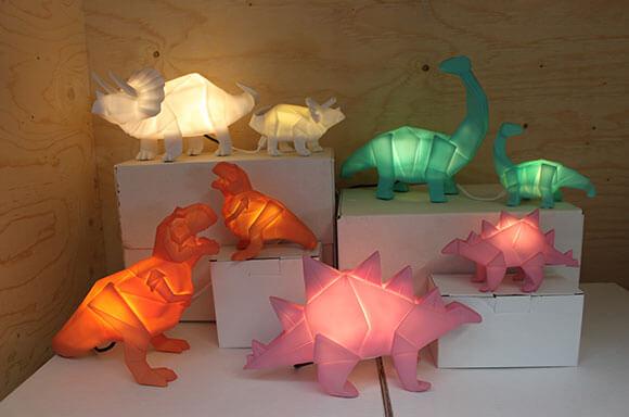New In Dinosaur Lights