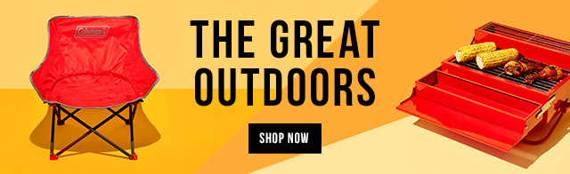 The Great Outdoors, Everything you'll need for the best summer ever!