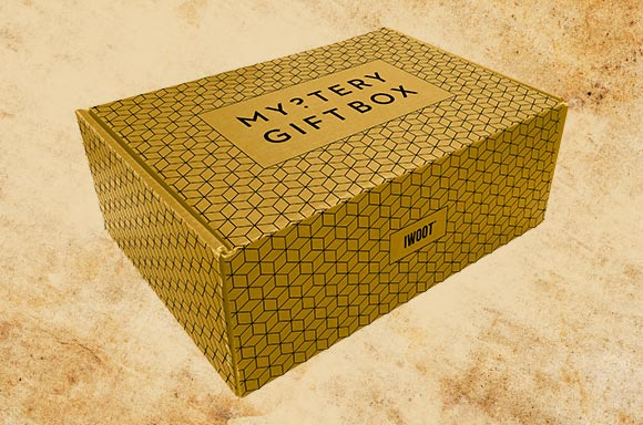 Harry Potter Mystery Gift Box