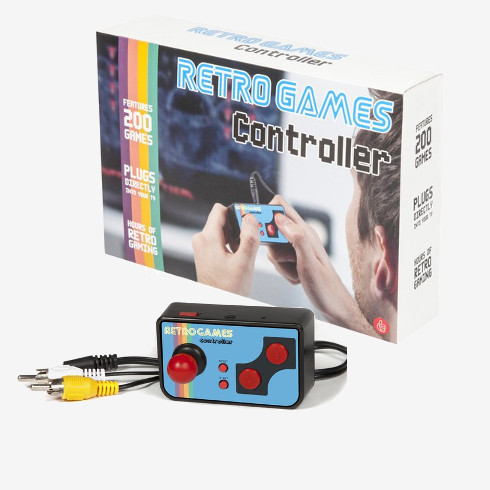 Father's Day Gifts for Retro Dads - Plug and Play Retro TV Games
