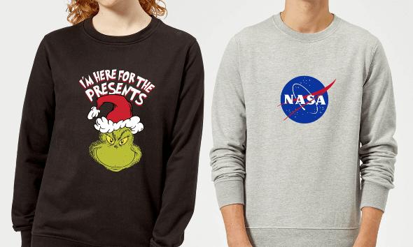 Sweatshirts - From £11.99!